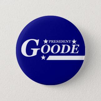 Virgil Goode for President Button