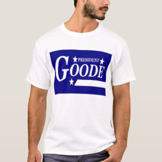 Virgil Goode for President T-Shirt