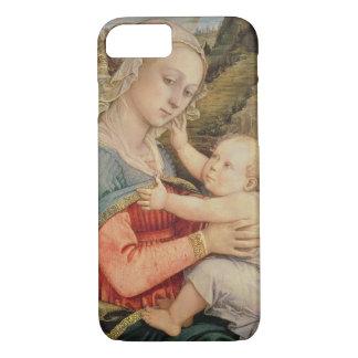 Virgin and Child, c.1465 iPhone 7 Case