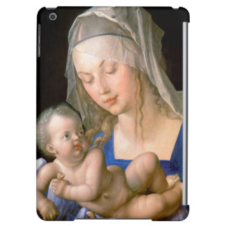 Virgin and child holding a half-eaten pear, 1512 case for iPad air