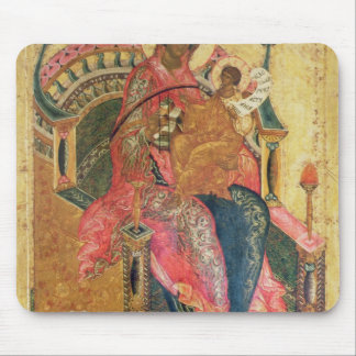 Virgin and Child, Moscow School Mouse Pads