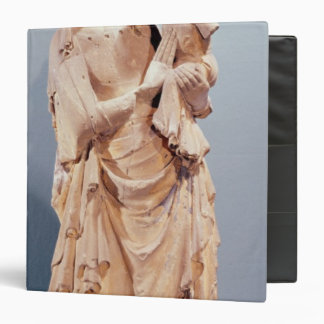 Virgin and Child Vinyl Binder
