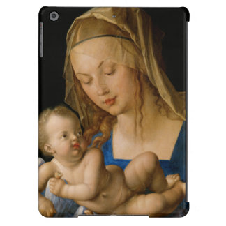 Virgin and Child with Pear by Albrecht Durer Cover For iPad Air