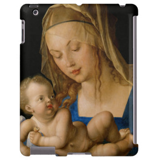 Virgin and Child with Pear by Albrecht Durer