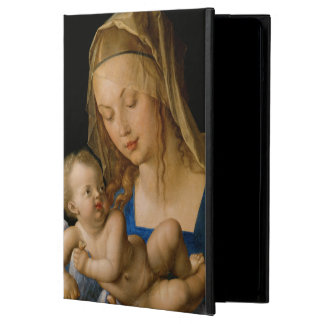 Virgin and Child with Pear by Albrecht Durer iPad Air Cases