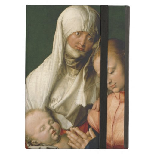 Virgin and Child with Saint Anne by Durer Cover For iPad Air