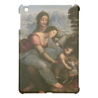 Virgin and Child with St. Anne, c.1510 iPad Mini Cover
