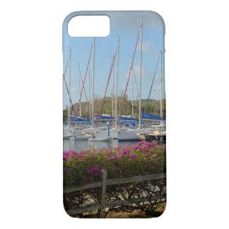 Virgin Gorda Yacht Harbor iPhone 7 Case