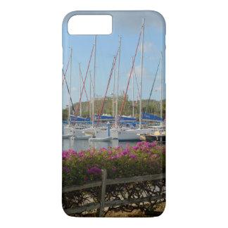 Virgin Gorda Yacht Harbor iPhone 7 Plus Case