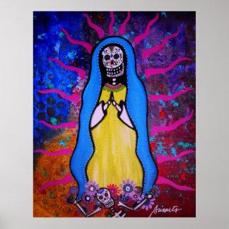 Virgin Guadalupe Poster
