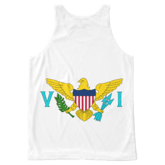 Virgin Island National flag Shirt