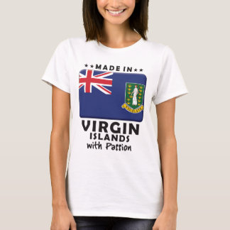 Virgin Islands Passion T-Shirt