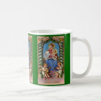 Virgin Mary and Baby Jesus | Religious Mug