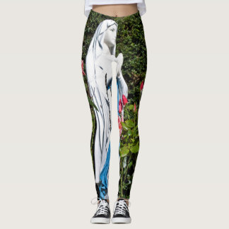 Virgin Mary Custom Leggings