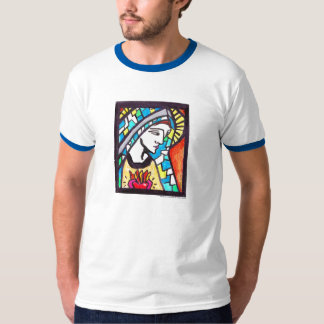 Virgin Mary Immaculate Heart: T Shirt