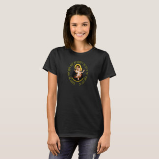 Virgin Mary of The Angels & Infant Jesus T-Shirt