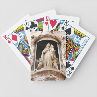 Virgin Mary Poker Deck
