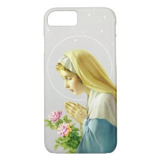 Virgin Mary Prayer iPhone 7 case