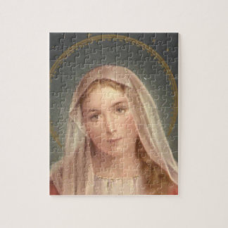 VIRGIN MARY PUZZLES