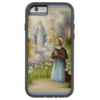 Virgin Mary St. Bernadette Lourdes Angels Tough Xtreme iPhone 6 Case