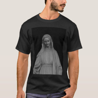 Virgin mary statue T-Shirt