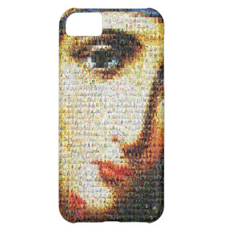 Virgin Mary with Saints iPhone 5C Cases