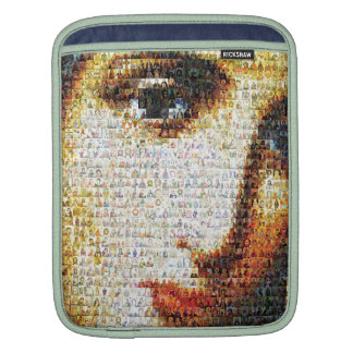 Virgin Mary with Saints iPad Sleeves