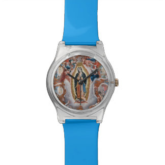 """Virgin of Guadalupe"" watches"