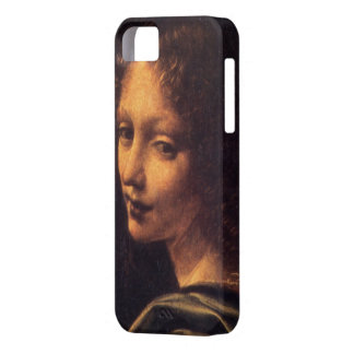 Virgin of the Rocks - Angel iPhone 5 Covers