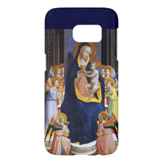 VIRGIN WITH CHILD AND SAINTS SAMSUNG GALAXY S7 CASE