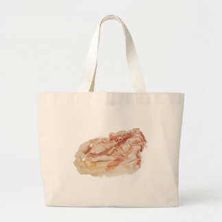 Virginal Alexandria Days of Tenderness and... Large Tote Bag