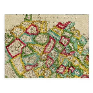 Virginia 3 postcard