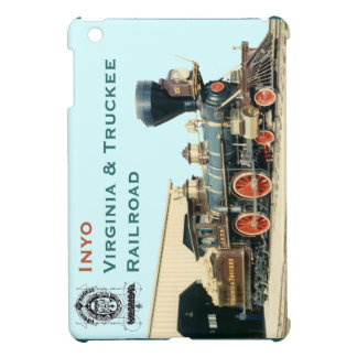 Virginia and Truckee Railroad ipad mini case -Inyo