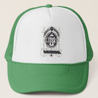 Virginia and Truckee Railroad logo Trucker Hat