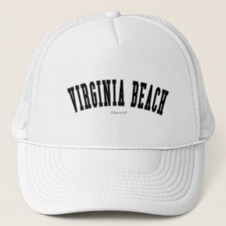 Virginia Beach Trucker Hat