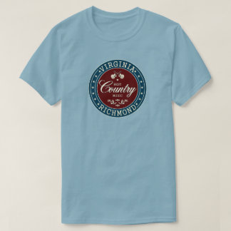 Virginia Country Music Richmond T-Shirt