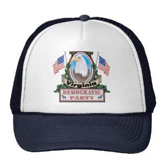 Virginia Democrat Party Hat