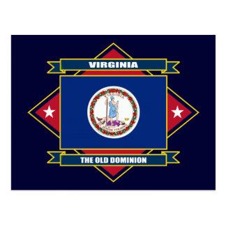 Virginia Diamond Postcard