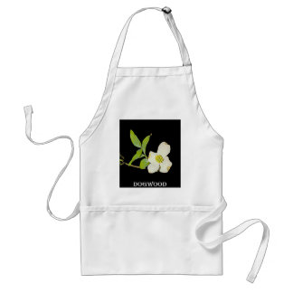 Virginia Dogwood Standard Apron