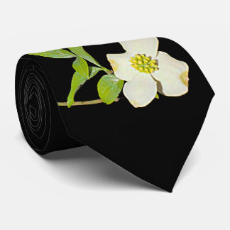 Virginia Dogwood Tie