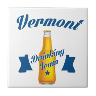 Virginia Drinking team Tile