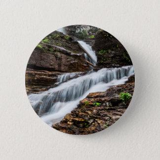 Virginia Falls 2 Inch Round Button
