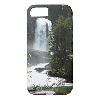 Virginia Falls at Glacier National Park iPhone 8/7 Case