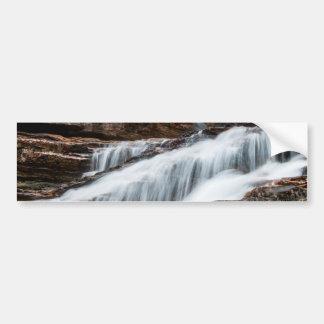 Virginia Falls Bumper Sticker