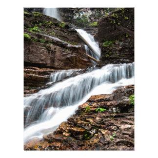 Virginia Falls Letterhead