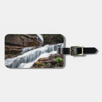 Virginia Falls Luggage Tag