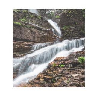 Virginia Falls Notepad