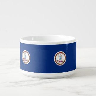 Virginia Flag Bowl