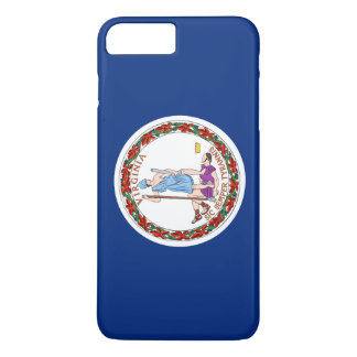 Virginia Flag Case-Mate iPhone Case