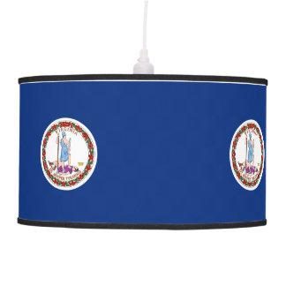 Virginia Flag Pendant Lamp